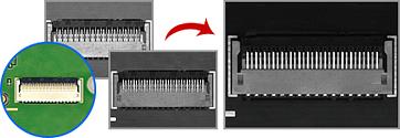 コネクタ部品の外観検査
