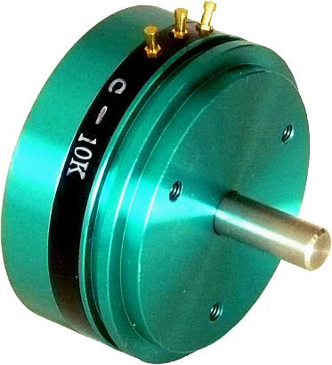 接触形回転角度センサ CPP-45BJ