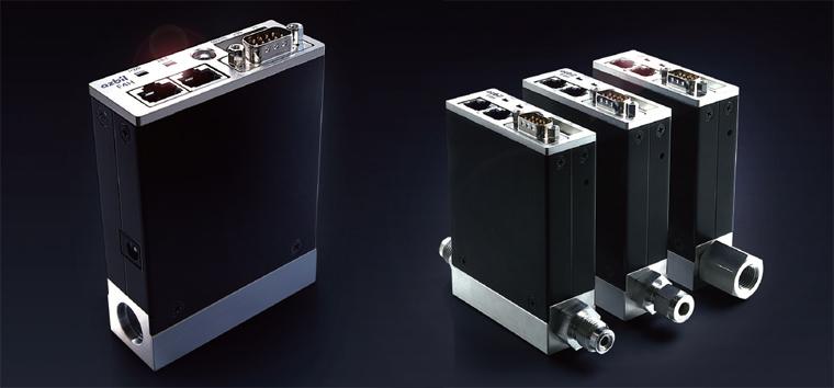 小型デジタルマスフローコントローラ 形F4H