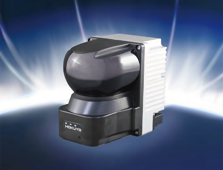 3D測域センサ YVT-35LX