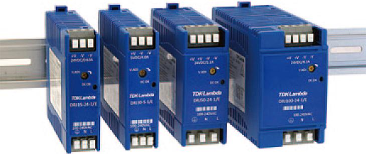 DINレール取付専用電源 DRJシリーズ 即納モデル