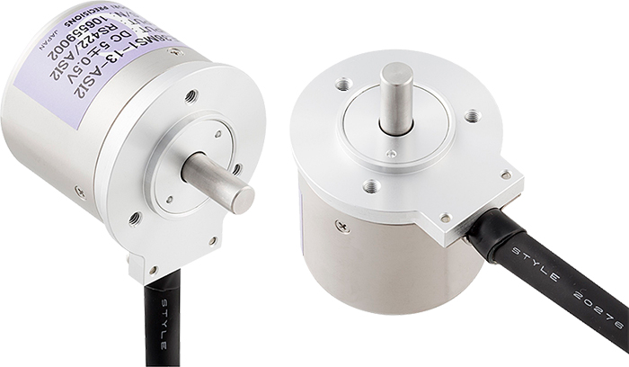 磁気式ロータリーエンコーダ CE36Mシリーズ