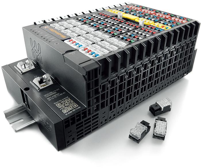 スライス式リモートI/O u-remoteシリーズ