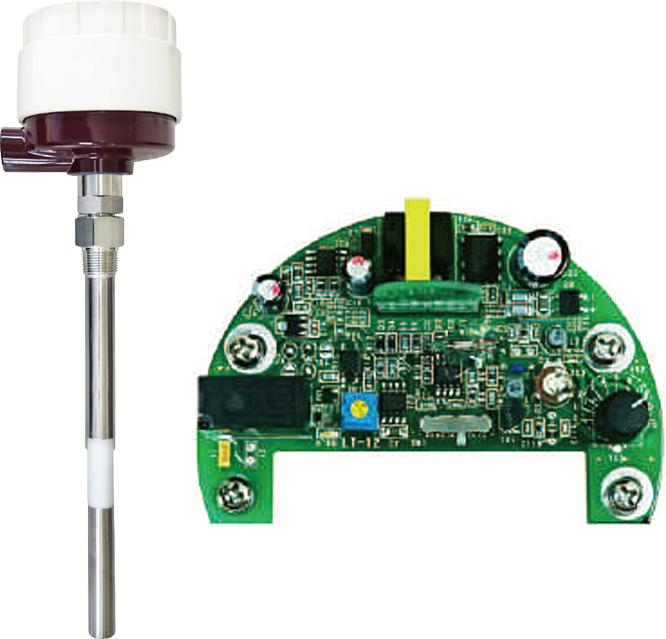 静電容量式 レベルスイッチ LT型